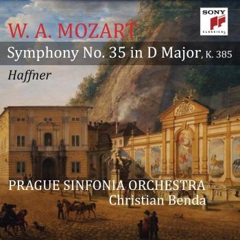 Cover Mozart: Symphony No. 35 in D Major, K. 385, 'Haffner'