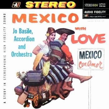 Cover Mexico with Love (Remastered)