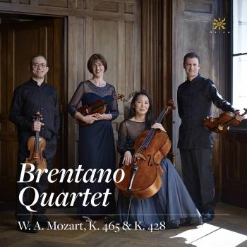 Cover Mozart: String Quartets Nos. 19 & 16, K. 465 & 428