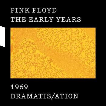Cover The Early Years 1969 DRAMATIS/ATION