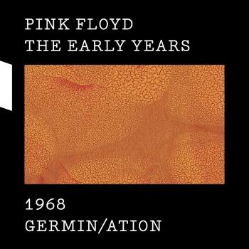 Cover The Early Years 1968 GERMIN/ATION