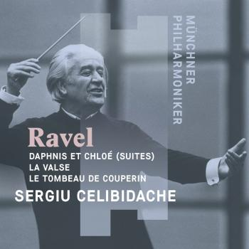 Cover Celibidache Conducts Ravel