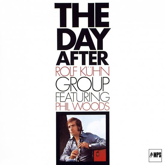 Cover The Day After (Remastered)