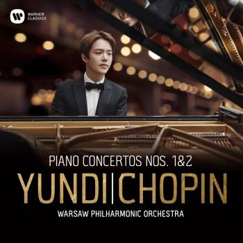Cover Chopin: Piano Concertos Nos 1 & 2