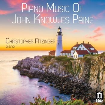 Cover Piano Music of John Knowles Paine