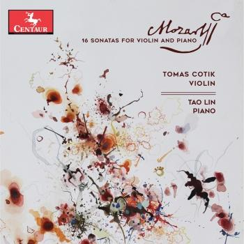 Cover Mozart: 16 Sonatas for Violin & Piano