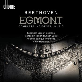 Cover Beethoven: Egmont, Op. 84 (Live)