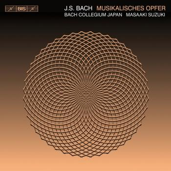 Cover J.S. Bach: Musikalisches Opfer