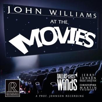 Cover John Williams at the Movies