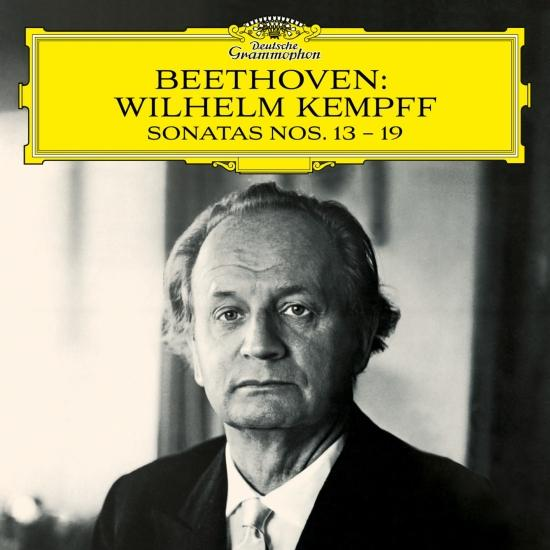 Cover Beethoven: Sonatas Nos. 13 - 19 (Remastered)