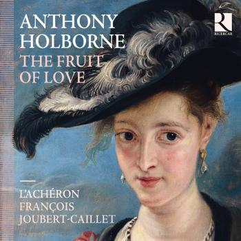 Cover Holborne The Fruit of Love