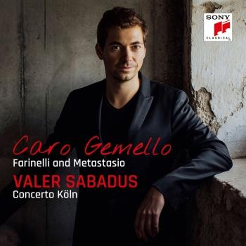 Cover Caro gemello - Farinelli and Metastasio