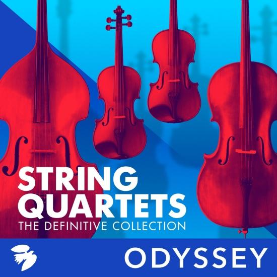 Cover String Quartets: The Definitive Collection (Remastered)