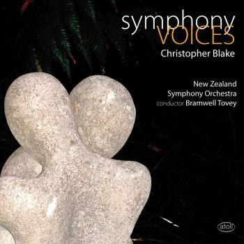 Cover Christopher Blake: Symphony - Voices (Live)