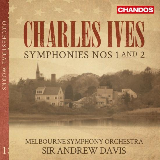 Cover Ives: Orchestral Works, Vol. 1