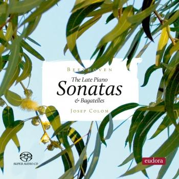 Beethoven: Late Piano Sonatas & Bagatelle