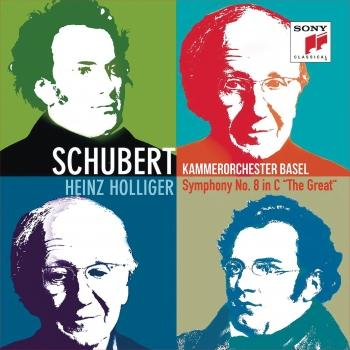 Cover Schubert: Symphony in C Major, 'The Great'