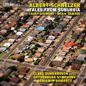 Cover Albert Schnelzer: Tales from Suburbia