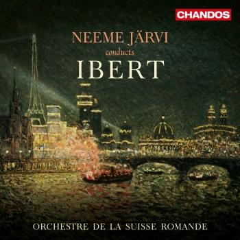 Cover Ibert: Orchestral Works