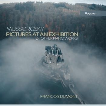 Cover Mussorgsky: Pictures at an Exhibition & Other Piano Works