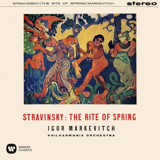 Cover Stravinsky: The Rite of Spring (Remastered)