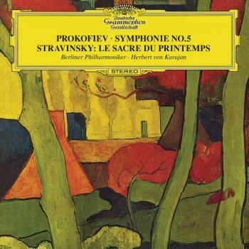 Cover Prokofiev: Symphony No.5 In B-Flat, Op.100 / Stravinsky: Le Sacre du Printemps (Remastered)